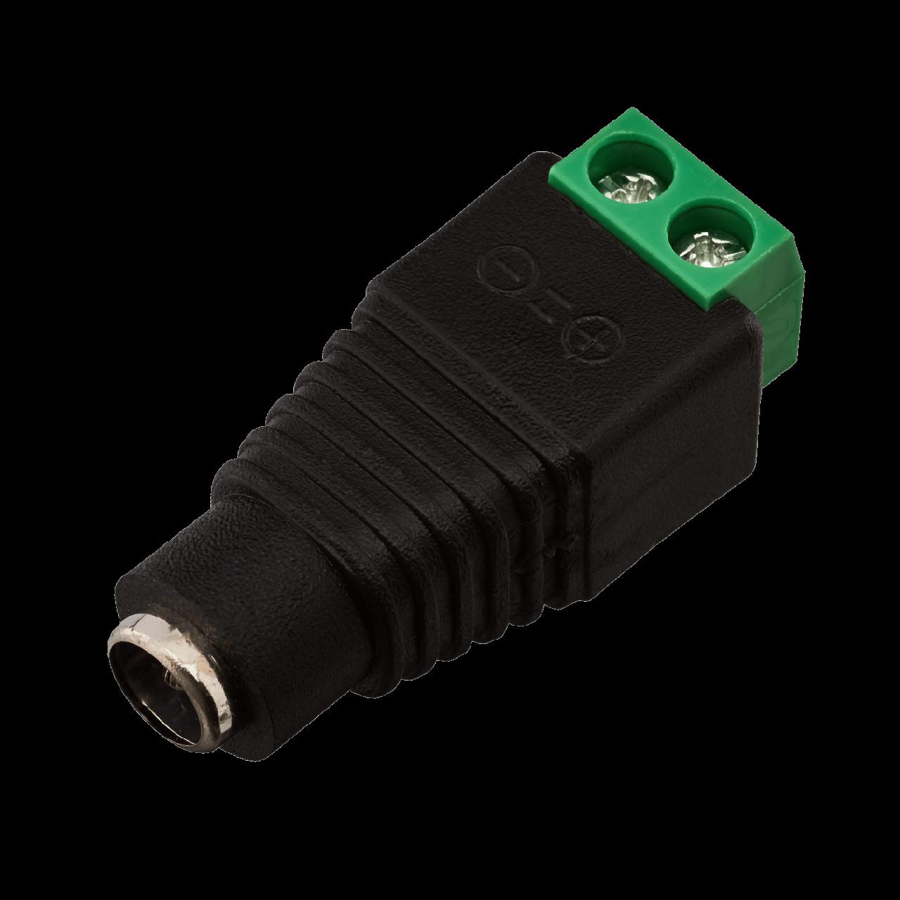 Коннектор для передачи питания 12V DC female connector