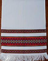 Тканый свадебный рушник «Под каравай», фото 1