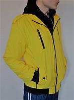 Мужская демисезонная куртка модная