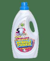 Універсальний пральний гель Bubble Power 4л (4820180600625)