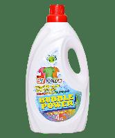 Пральний гель для кольорових речей Bubble Power 4л (4820180600618)