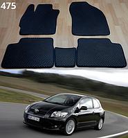 Коврики на Toyota Auris '06-12. Автоковрики EVA