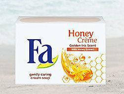Мило-крем FA Honey creme Golden Iris Scent (ірисовий аромат), фото 2
