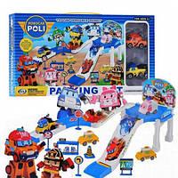 Парковка Robocar Poli Робокар Поли + 2 машинки