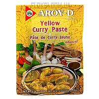 Паста карри желтая 50 гр. Таиланд