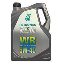 Моторное масло PETRONAS SELENIA WR DIESEL 5W40