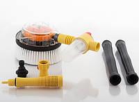 Щетка с насадкой для шланга Water Blast для мытья автомобиля