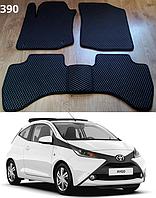 Коврики на Toyota Aygo '15-. Автоковрики EVA