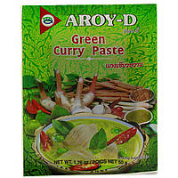 Паста карри зеленая  50 гр. Таиланд