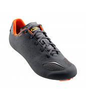 Обувь Mavic AKSIUM III, размер UK 8 (42, 265мм) Asphalt/Orange серо-оранжевая