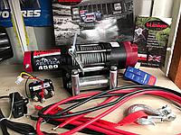 Лебёдка автомобильная Titanium 4500Lbs 12V.на джип,квадроцикл,лебёдка