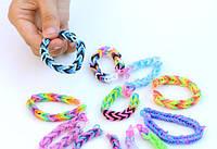 Набор резинок для плетения браслетов Loom Bands