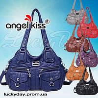 Сумка женская Angel kiss 1593-2 purple