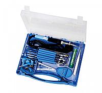 Набор паяльного инструмента ZD-921H в пластиковом боксе