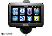 GPS-навигатор автомобильный Tenex 45-S