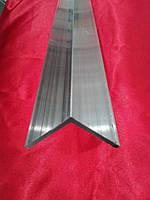 Уголок алюминиевый 40*40*3 мм, фото 1