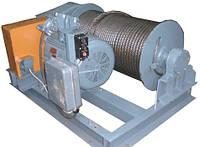 Лебедка электрическая ЛЭЦ–2,0–50 (50 метров), фото 1