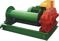 Лебедка электрическая монтажно-тяговая  ЛМ-0,5 (0,5 тонн)