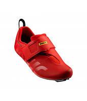 Обувь Mavic COSMIC ELITE TRI, размер UK 10,5 (45 1/3, 286мм) FIER красная