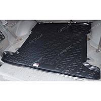 Пластиковый коврик в багажник для Toyota LAND CRUISER 100 1998-2007