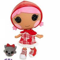 Кукла МАЛЫШКА LALALOOPSY - КРАСНАЯ ШАПОЧКА с аксессуарами