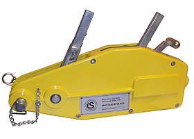 Домкрат тросовый (тяговый механизм МТМ)