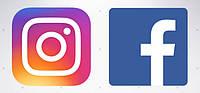 Присоединяйтесь к нам в соц сети  Instagram и Facebook!!!