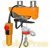 Тали электрические 220 вЛт серии РА от 125 до 1000 кг и высота подъема 12 метров