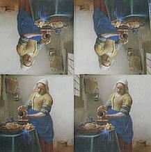 """Серветки декупажні Картина Вермера """"Молочниця"""" 258"""