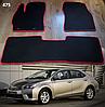 Килимки ЄВА в салон Toyota Corolla '13-18