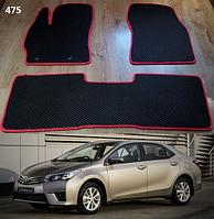 Килимки ЄВА в салон Toyota Corolla '13-18, фото 1