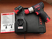 Акумуляторний шуруповерт SPARKY BR2 10.8Li-C HD 10.8V 2Ah, фото 1