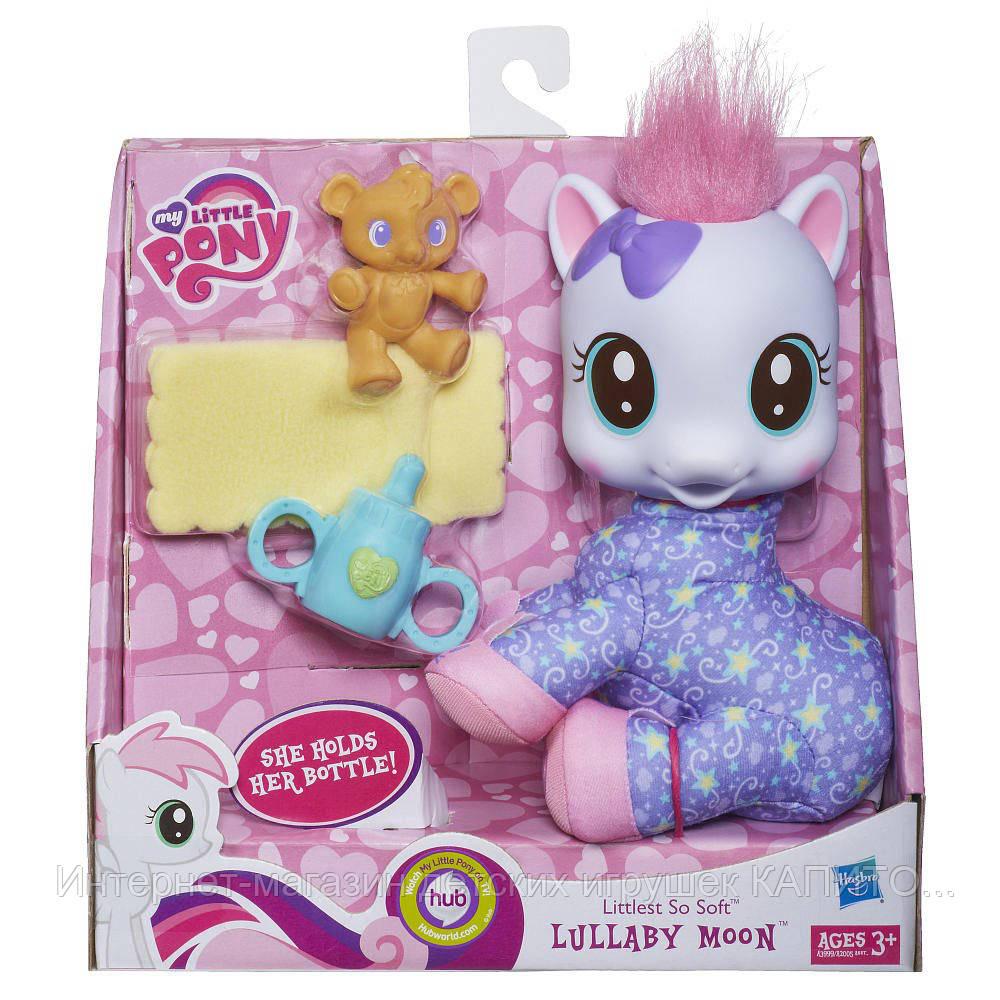 My Little Pony Мягкая малышка Lullaby Moon  продажа, цена в Ужгороде ... b3c09ff80f4