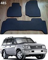 Коврики на Toyota Land Cruiser 100 '98-07. Автоковрики EVA