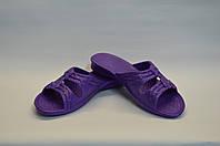 Сланцы женские фиолетовые оптом Dreamstan, фото 1