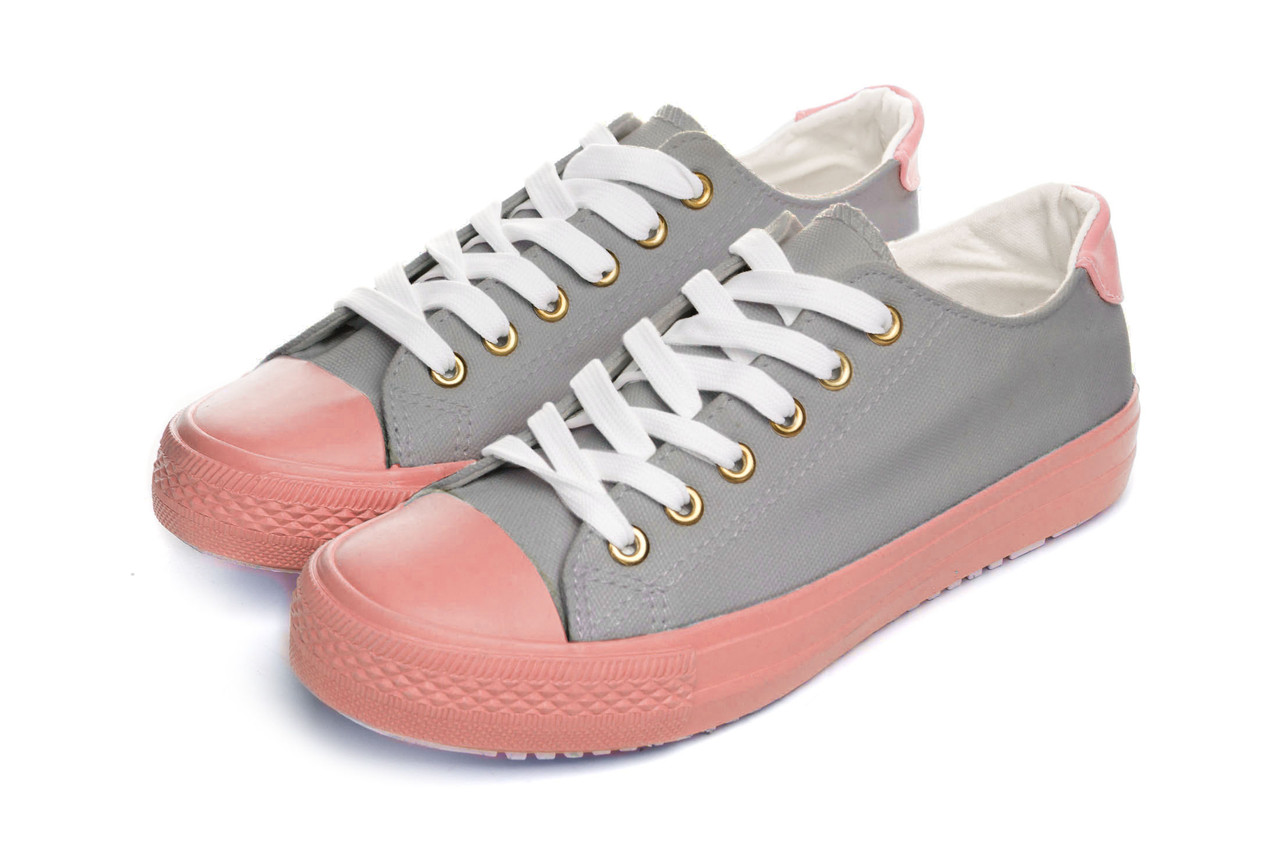 Кеды Женские Keds grey pink 38