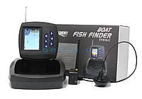 Беспроводной эхолот для рыбалки lucky ff 918