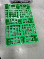 Пластиковые поддоны новые и б/у большой ассортимент