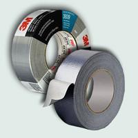 Тканево-армированная, универсальная клейкая лента 3M™ Duct Tape 48мм х 55м. х 0.23 мм. 3939