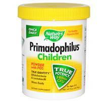 Пробиотики для детей, Natures Way, Примадофилус, 141.75 г