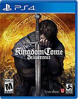 Прокат игры Kingdom Come: Deliverance PS4