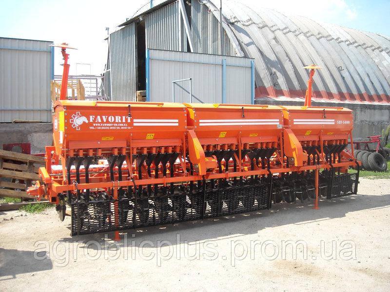 Зерновая сеялка СЗФ-5400