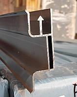 Профиль алюминиевый для двухуровневых натяжных потолков