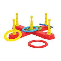 Кольцеброс 3404 Технок, детская игра, игровой набор