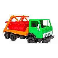 Комунальная машина 600, детская машинка, игрушечный грузовик, машина грузовик