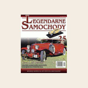 Модель Легендарные Автомобили (Amercom) №25 Cord L29 Berline