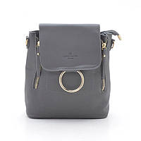 Клатч-рюкзак 1707 серый, фото 1