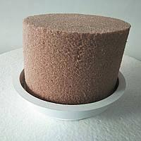 Цилиндр из сухой пены с подставкой