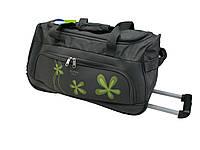Дорожная сумка на колесах среднего размера Airtex 334