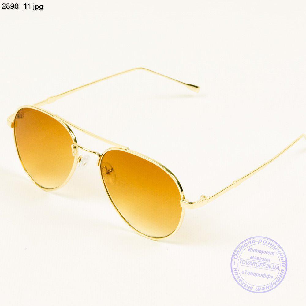 Качественные солнцезащитные очки авиатор- 2890 3 - Интернет магазин  Товарофф в Хмельницком 1414b90c547d4